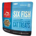 friandises sans céréales chat